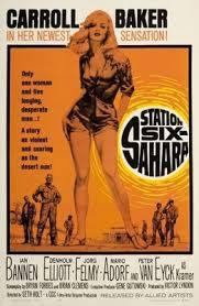 locandina del film AVAMPOSTO SAHARA