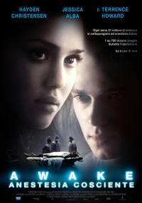 locandina del film AWAKE - ANESTESIA COSCIENTE