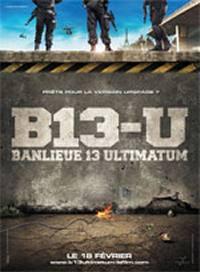 locandina del film BANLIEUE 13 - ULTIMATUM
