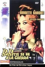 locandina del film BABETTE VA ALLA GUERRA
