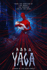 locandina del film BABY YAGA: TERROR OF THE DARK FOREST