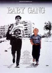 locandina del film BABY GANG