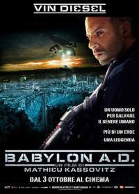 locandina del film BABYLON A.D.