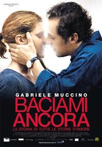 locandina del film BACIAMI ANCORA