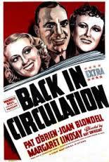 locandina del film BACK IN CIRCULATION