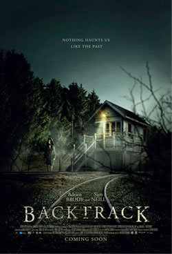 locandina del film BACKTRACK