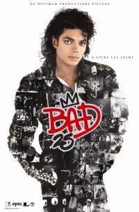 locandina del film BAD 25