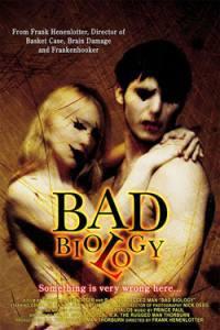 locandina del film BAD BIOLOGY