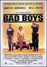 locandina del film BAD BOYS