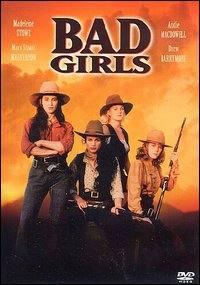 locandina del film BAD GIRLS