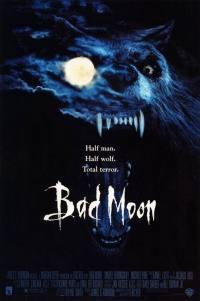 locandina del film BAD MOON - LUNA MORTALE