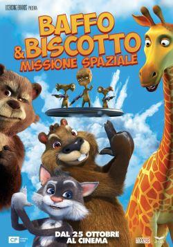 locandina del film BAFFO & BISCOTTO - MISSIONE SPAZIALE
