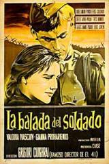 locandina del film BALLATA DI UN SOLDATO
