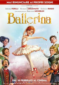 locandina del film BALLERINA
