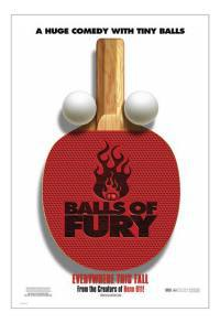 locandina del film BALLS OF FURY
