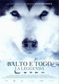 locandina del film BALTO E TOGO - LA LEGGENDA