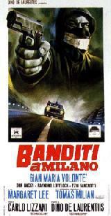 locandina del film BANDITI A MILANO