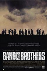 locandina del film BAND OF BROTHERS
