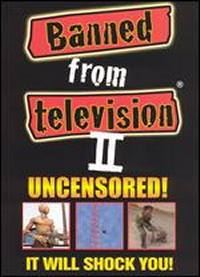 locandina del film BANNED FROM TELEVISION II