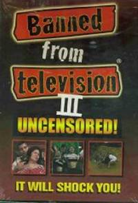 locandina del film BANNED FROM TELEVISION III