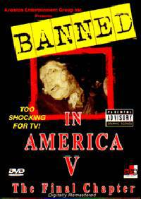 locandina del film BANNED IN AMERICA V - THE FINAL CHAPTER