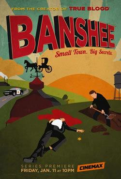 locandina del film BANSHEE - STAGIONE 1