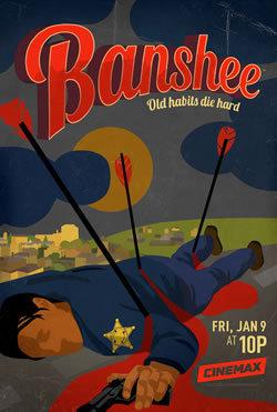 locandina del film BANSHEE - STAGIONE 3