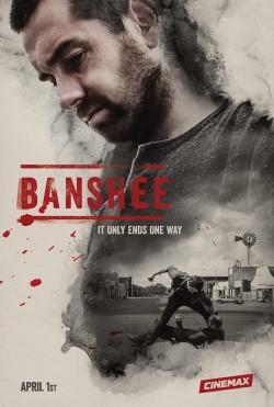 locandina del film BANSHEE - STAGIONE 4