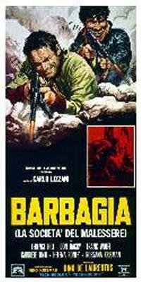locandina del film BARBAGIA (LA SOCIETA' DEL MALESSERE)