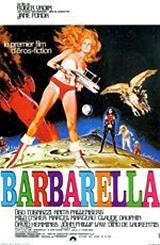 locandina del film BARBARELLA