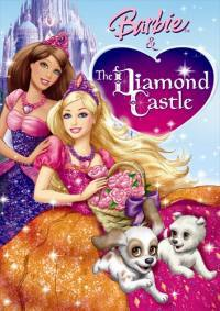 locandina del film BARBIE E IL CASTELLO DI DIAMANTI