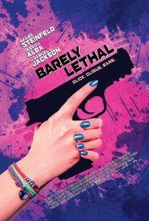 locandina del film BARELY LETHAL - 16 ANNI E SPIA
