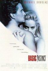 locandina del film BASIC INSTINCT