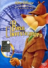 locandina del film BASIL L'INVESTIGATOPO