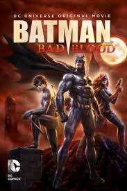locandina del film BATMAN: BAD BLOOD