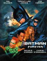 locandina del film BATMAN FOREVER