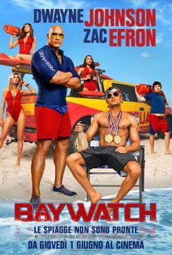 locandina del film BAYWATCH