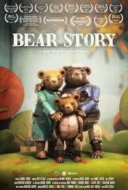 locandina del film BEAR STORY