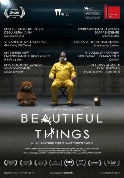locandina del film BEAUTIFUL THINGS