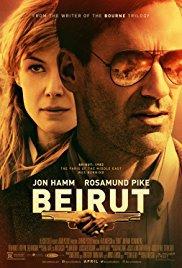 locandina del film BEIRUT