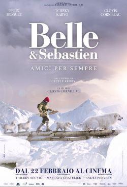 locandina del film BELLE E SEBASTIEN 3 - AMICI PER SEMPRE