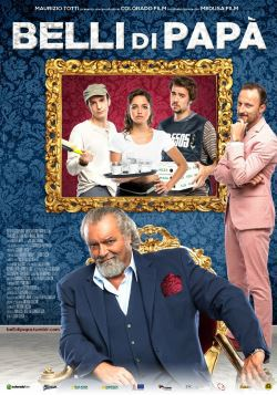 locandina del film BELLI DI PAPA'
