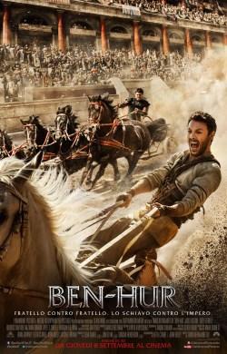 locandina del film BEN HUR (2016)