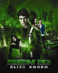locandina del film BEN 10: ALIEN SWARM