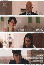 locandina del film BENTORNATO PAPA'