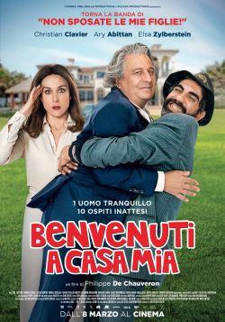 locandina del film BENVENUTI A CASA MIA
