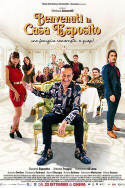 locandina del film BENVENUTI IN CASA ESPOSITO
