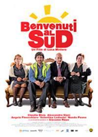 locandina del film BENVENUTI AL SUD