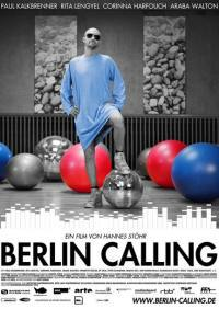 Locandina Berlin Calling Streaming film