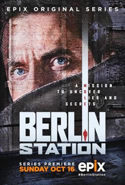 locandina del film BERLIN STATION - STAGIONE 1